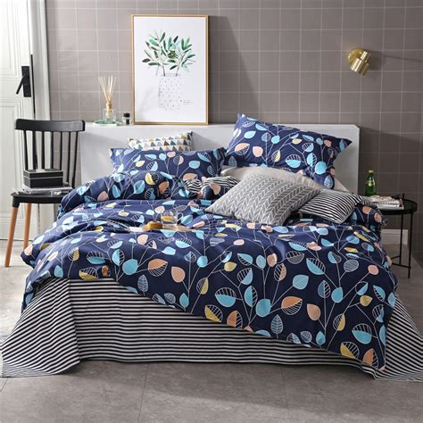 Single Duvet Size In Cm by 1 Pcs Duvet Cover Printing Single Size Quilt Cover