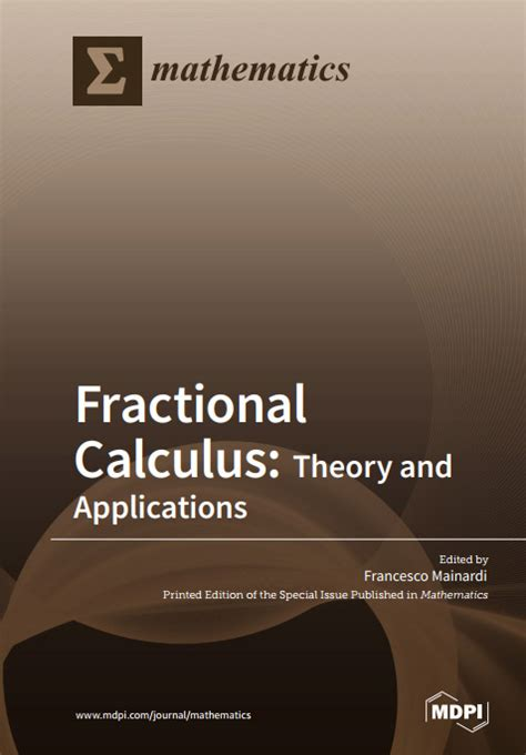 openlibra fractional calculus theory  applications