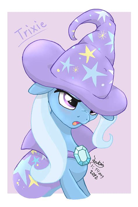 The Great And Powerful Appreciation Thread For Trixie Page 9 Uk Of Equestria