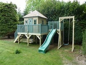 Aire De Jeux Pour Jardin : jeux d 39 enfants dans le jardin cr ez un espace adapt ~ Premium-room.com Idées de Décoration