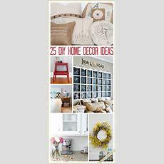 The 36th Avenue  25 Diy Home Decor Ideas  The 36th Avenue