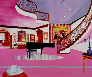 Dexter Dalwood - The Liberace Museum - Contemporary Art