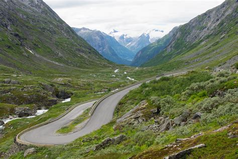 The North Sea & Southern Mountains Roads