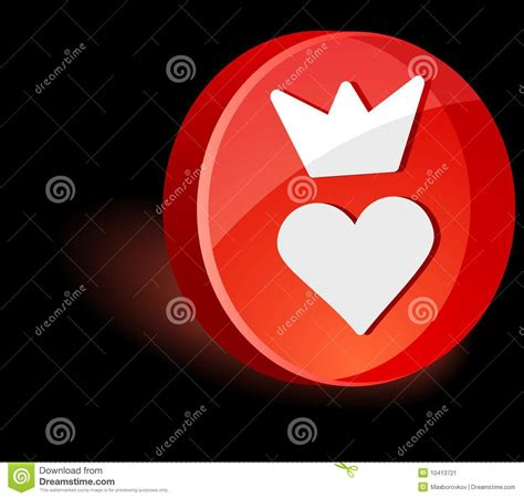 Sweetheart Icon Stock Image Image 10413721
