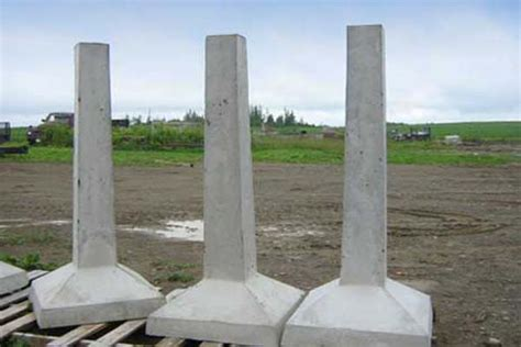 precast deck post footings precast concrete piers car interior design