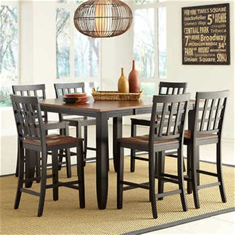 somerset 7 counter height dining set
