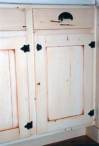 Distressed Cabinet Door - Farmhouse - Kitchen - other