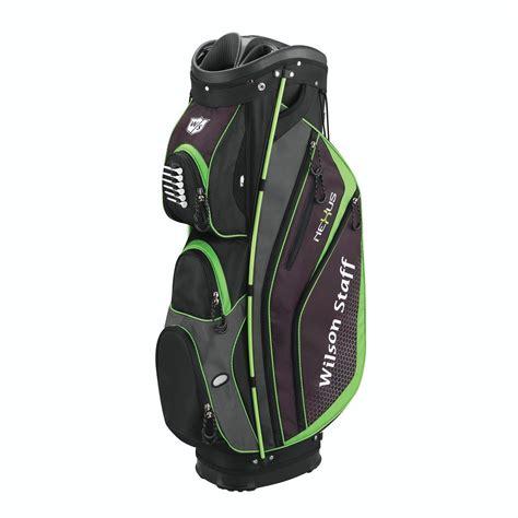 wilson staff nexus golf cart bag sweatbandcom