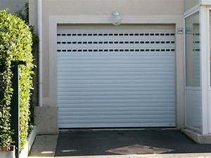 porte de garage nozay bures sur yvette etampes essonne With porte de garage enroulable avec porte renforcée