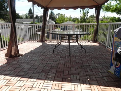 runnen floor decking grey my new platta deck the how to guide busy s