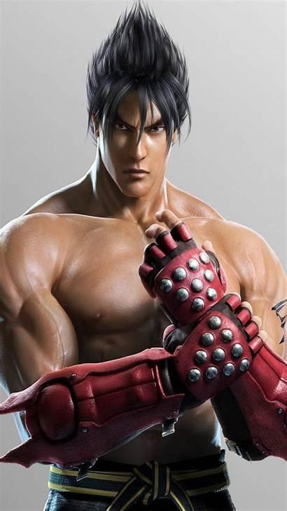 Tekken Jin Kazama Wallpapers Fighting Raven Master
