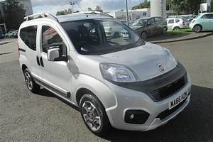 Used 2016 Fiat Qubo 1 3 Multijet 95 Trekking 5dr For Sale In Chesire