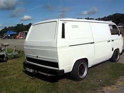 vw t3 vanagon tuning bus youtube