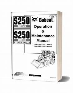 Bobcat S250 Operation Manual