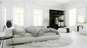 All-White Bedroom Design Ideas 3