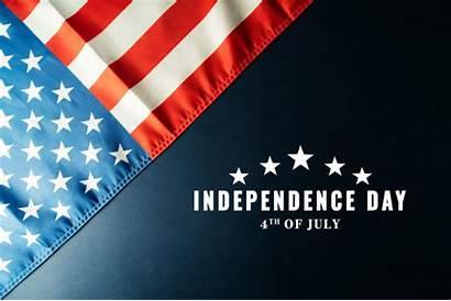 Verenigde Staten Amerika Onafhankelijkheid Vlag Juli Concept