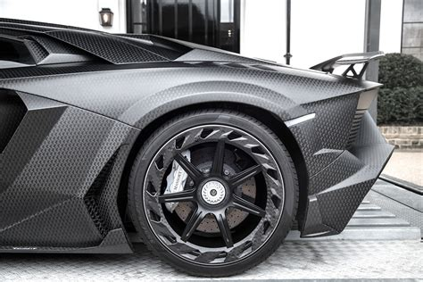 Mansory Custom Cars by Mansory Unveils Custom Lamborghini Aventador Sv For