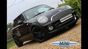 Mini Cooper Diesel : 2013 mini cooper diesel chilli pack black youtube ~ Maxctalentgroup.com Avis de Voitures