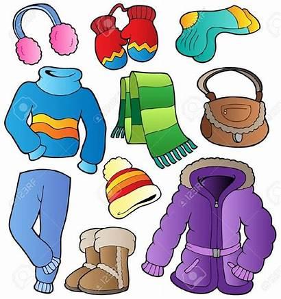 Clothes Winter Season Clipart
