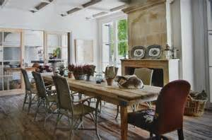 Rustic Dining Room Ideas Auction Decorating Rustic Dining Tables In Spain