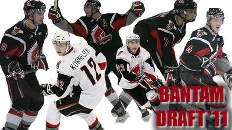 WARRIORS WRAP UP 2011 DRAFT – Moose Jaw Warriors