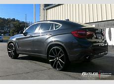 BMW X6 with 22in Lexani Gravity Wheels exclusively from
