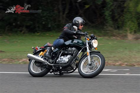 Enfield Continental Gt Image by Review Royal Enfield Continental Gt Bike Review
