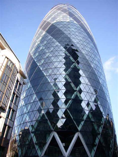 London Architecture  Buildings Earchitect