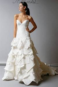 10 beautiful 2013 wedding gowns by st pucchi onewed With wedding dress designers