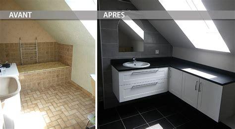 salle de bain sous pente meuble d angle salle de bain atlantic bain