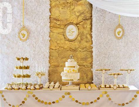 First Communion Table Decoration Ideas Elitflat