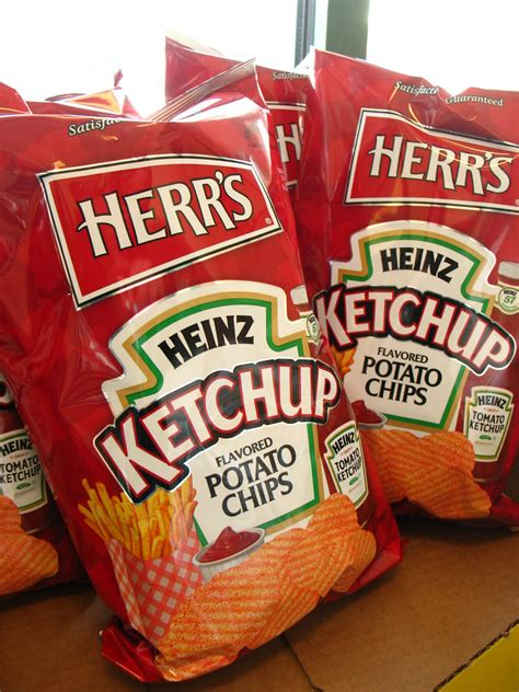 ketchup chips? | Vilseskogen | Flickr