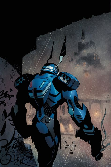 Batman Mech Suit Theories (batman #41 In June