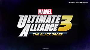 The Game Awards 2018: Marvel Ultimate Alliance 3 Announced ...