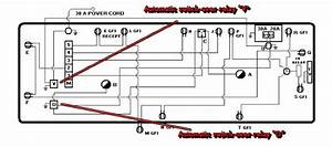 110 Volt Automatic Switch-over Relays