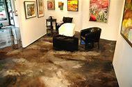 Art Epoxy Floor Coating
