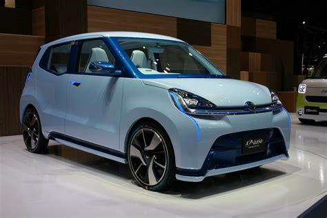 Daihatsu Concept Cars by Daihatsu Presents Some Of Its Concept Kei Cars At Tokyo W