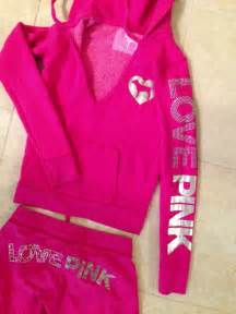 Victoria Secret Pink Outfits