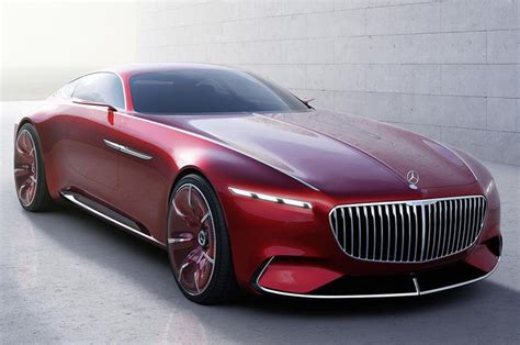 Mercedes-maybach 6 Convertible Concept To Preview Future