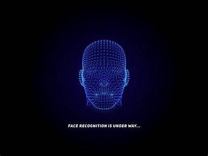 Face Recognition Intelligence Facial Artificial Dribbble Reconocimiento