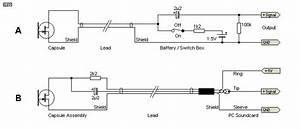 Microphone Cartridge Wiring Diagram Doesn T Work   48