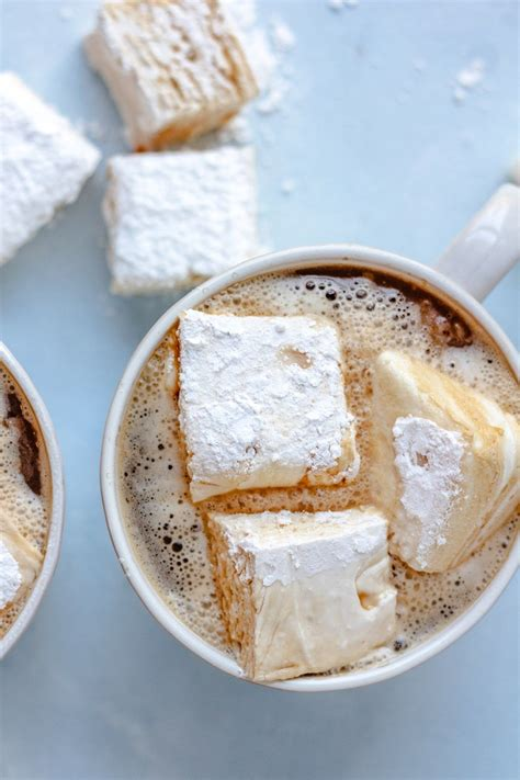 Learn more about our range of starbucks coffees. Starbucks® Peppermint Mocha Flavored Coffee with Homemade Salted Caramel Marshmallows | Recipe ...