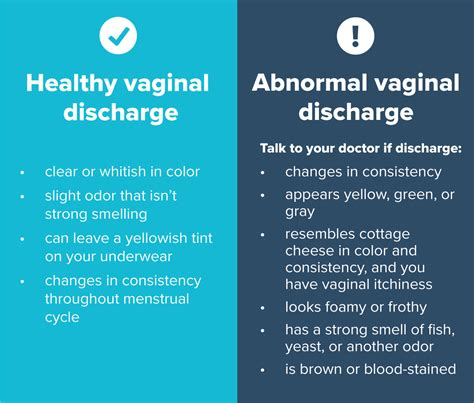 What Does Normal Vaginal Discharge Look Like Www