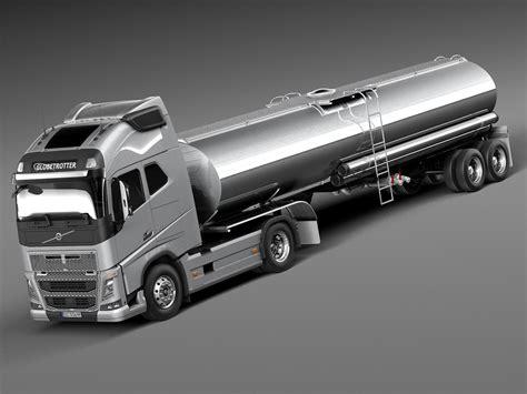 new truck models 3d model 2013 2015 truck semi