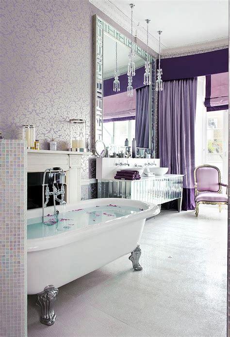 master bathrooms designs 23 amazing purple bathroom ideas photos inspirations