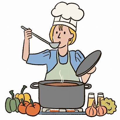 Cooking Mom Carolynn Sticker Cook Kitchen Giphy