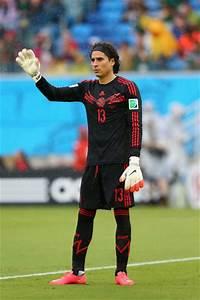 Guillermo Ochoa Pictures - Mexico v Cameroon: Group A - Zimbio