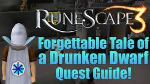 Forgettable Tale Of A Drunken Dwarf Quick Guide