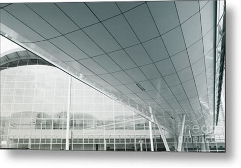 modern architecture congress center hamburg photograph