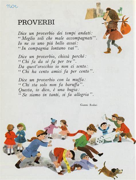 testo sui nonni proverbi filastrocca di gianni rodari filastrocche it